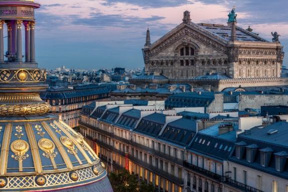 Bureau huissier Paris